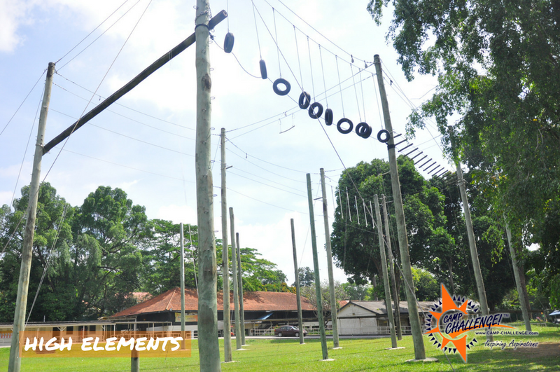 CAMP CHALLENGE | Function Rooms Singapore   Facilities Rental